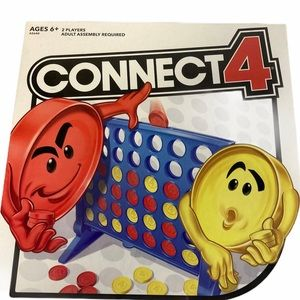 Hasbro Connect 4 Game.